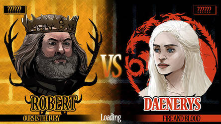 King vs Khaleesi...now loading!