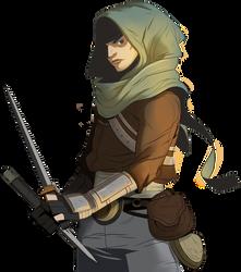 Thief guy by Dynamaito