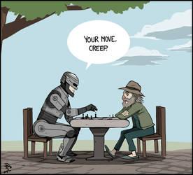 Robocop: Off duty