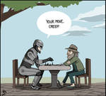 Robocop: Off duty by Dynamaito