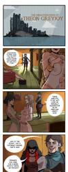 the Misadventures of Theon Greyjoy part 2 by Dynamaito