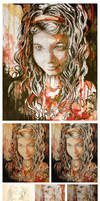 Speed Portrait Watercolor