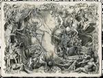 The Fall of Adam (Revelations Sketch)