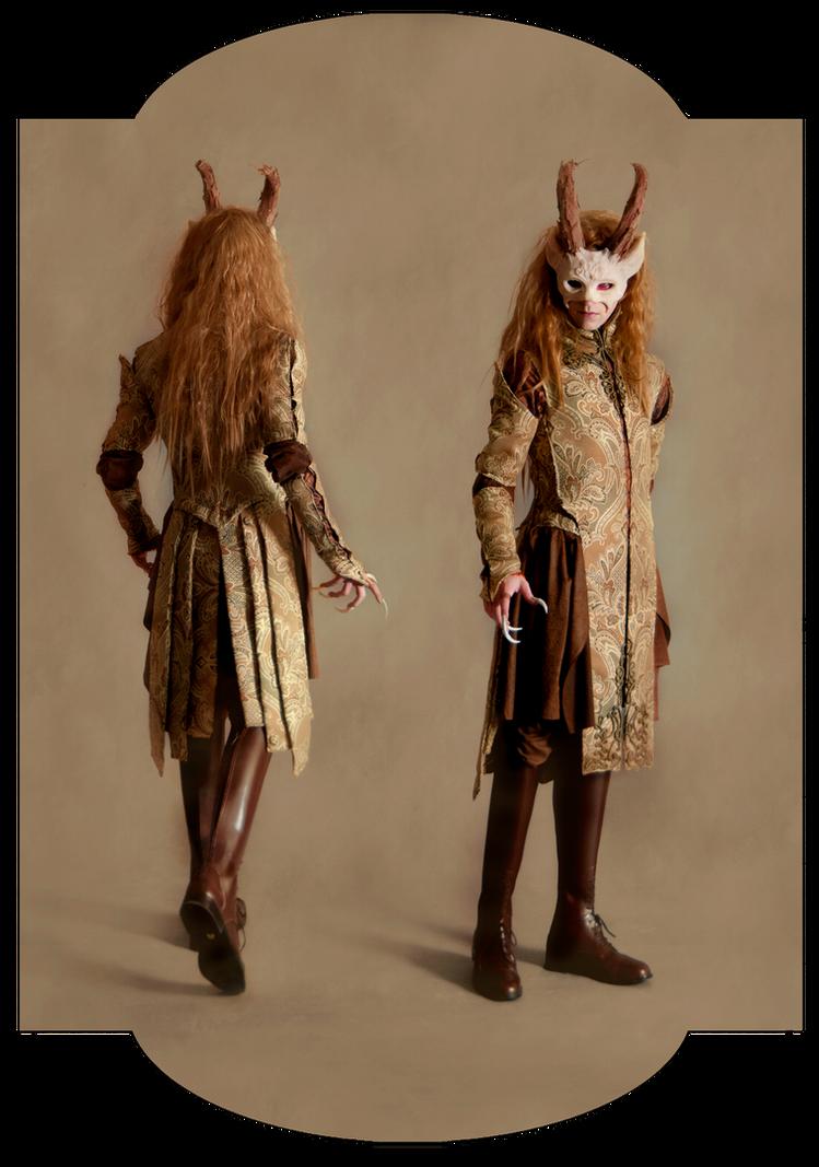 Elven Themed Costume Design by DustinPanzino