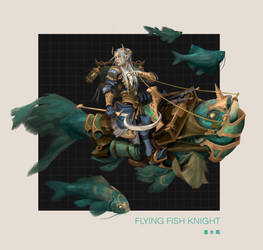 Flying Fish Knight