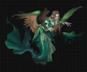 Winged Siren