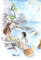 Mermaids by Idorun