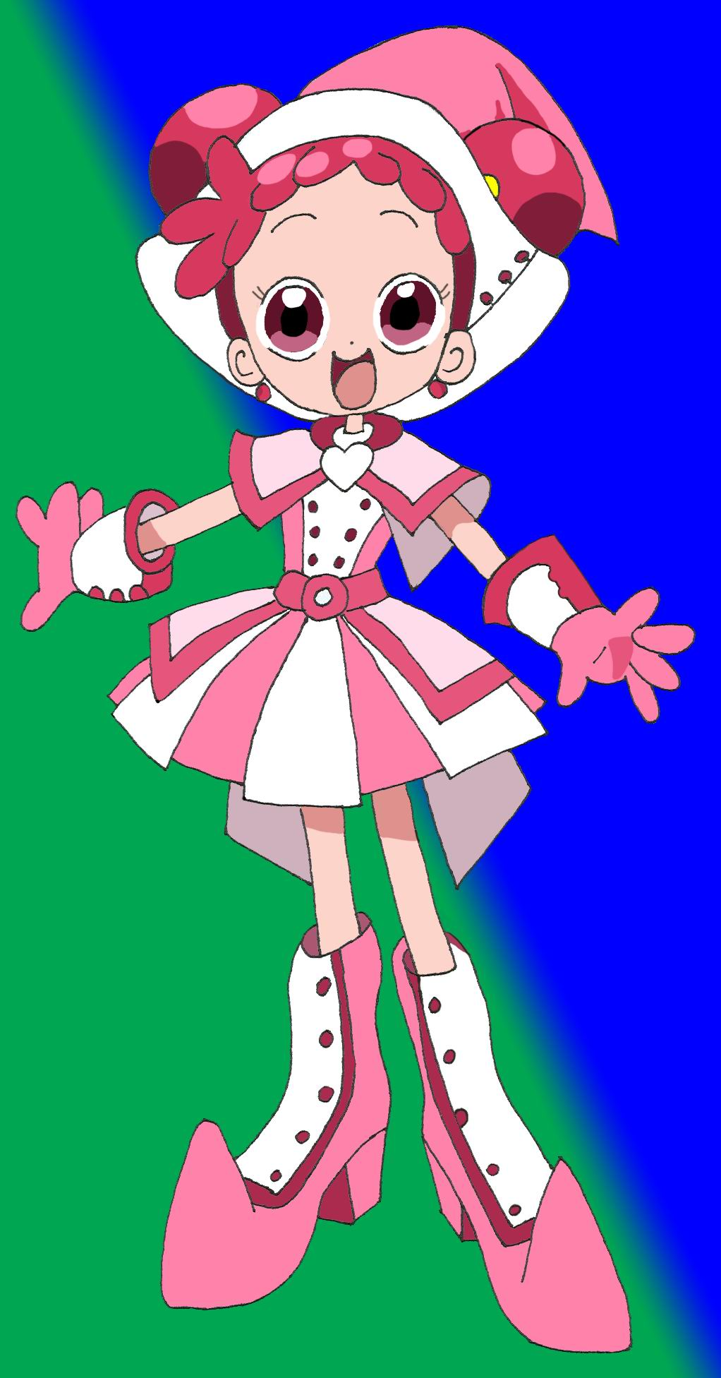 Doremi From Ojamajo By Sabre2k2