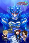 Kamen Rider Eternal Chaos (Short Story)