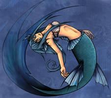 Mermaid by feena95