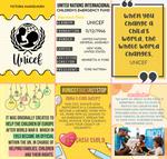 UNICEF - triptych