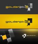 GoldenPixel Logotype