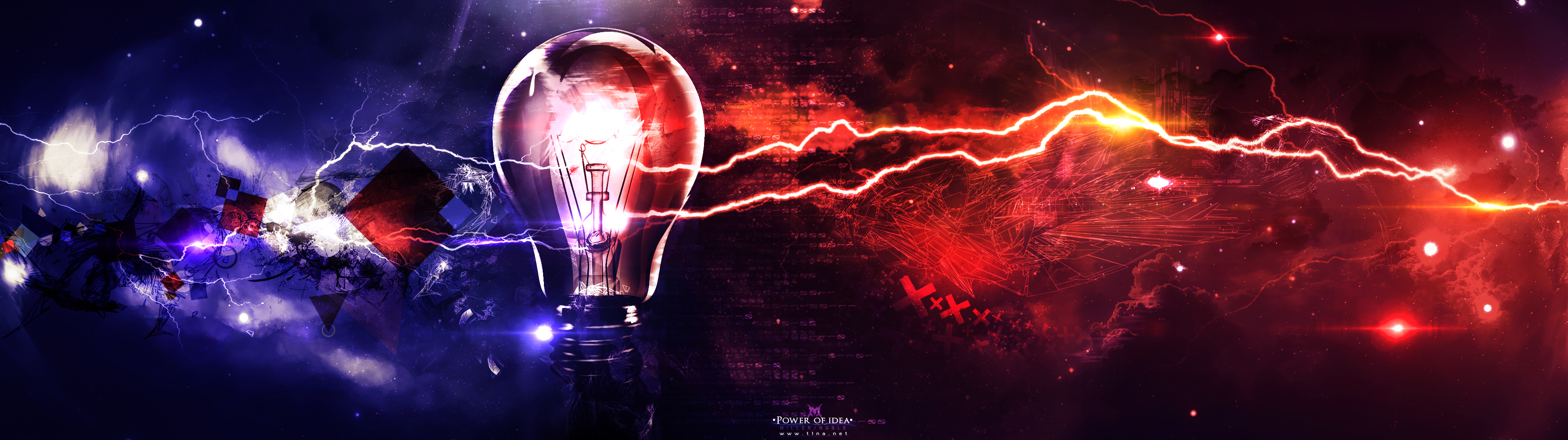 power of idea by t1na on deviantart