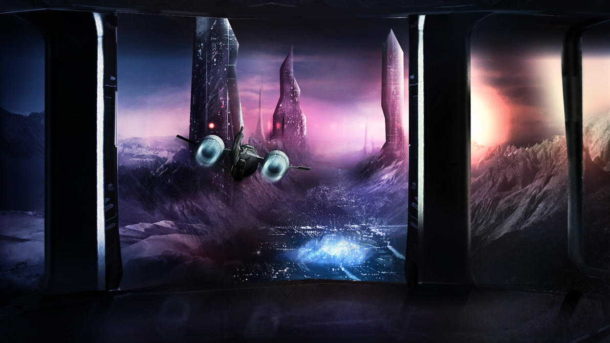 Oblivion by t1na