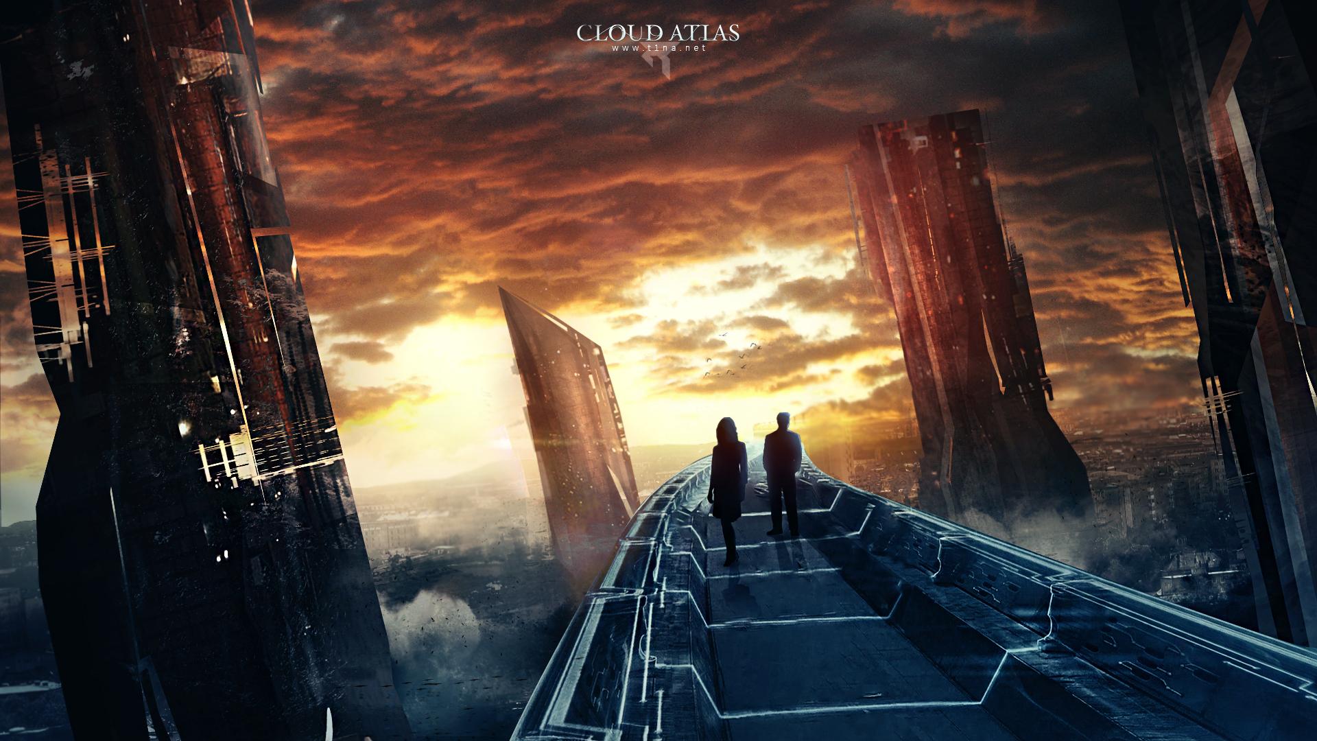 Cloud Atlas by t1na