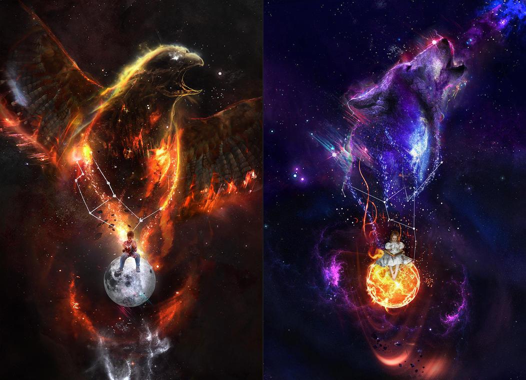 Heaven castle nebula