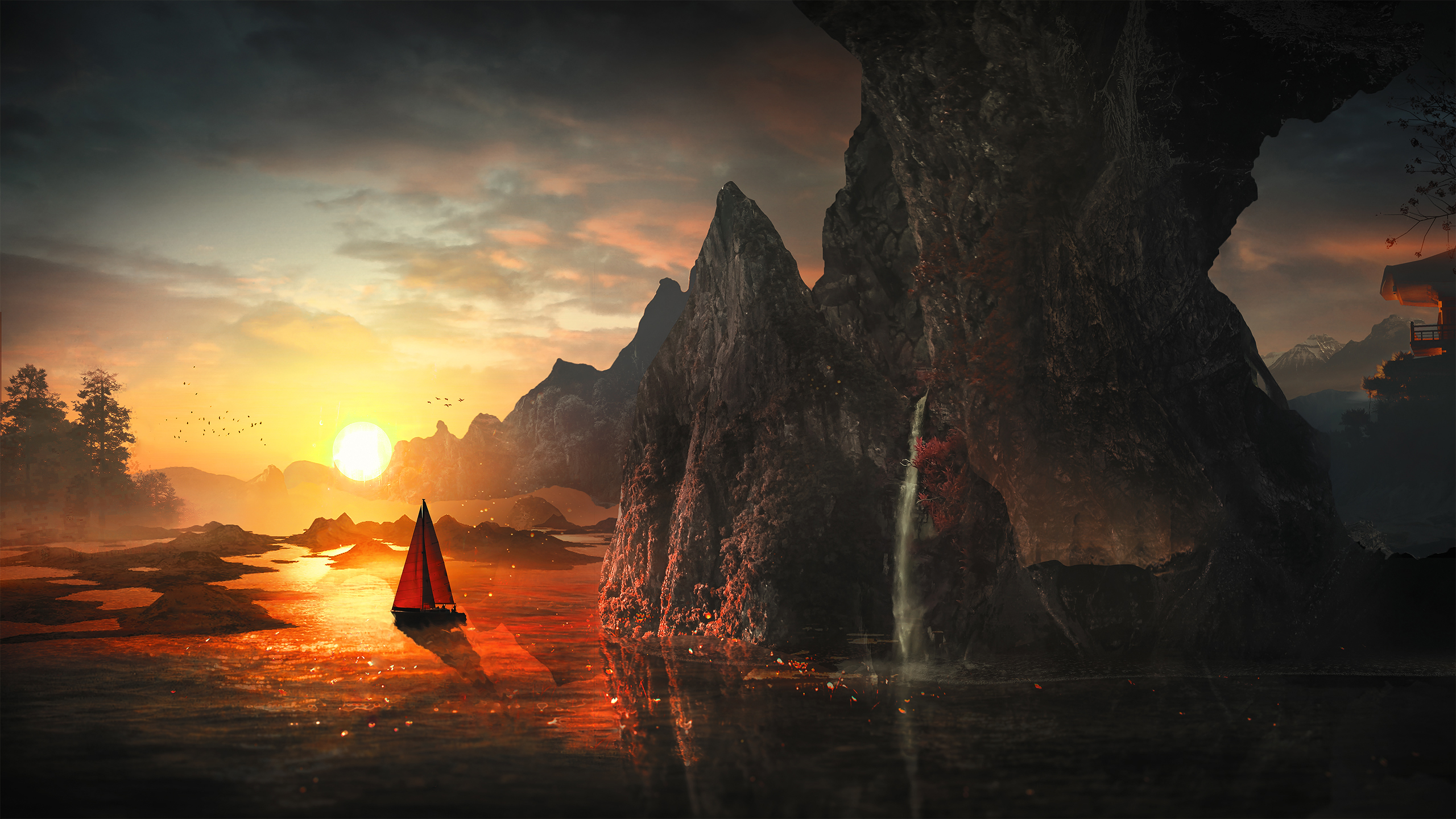 Creative Detailed Hd Fantasy Wallpapers: Wallpapers By T1na On DeviantArt