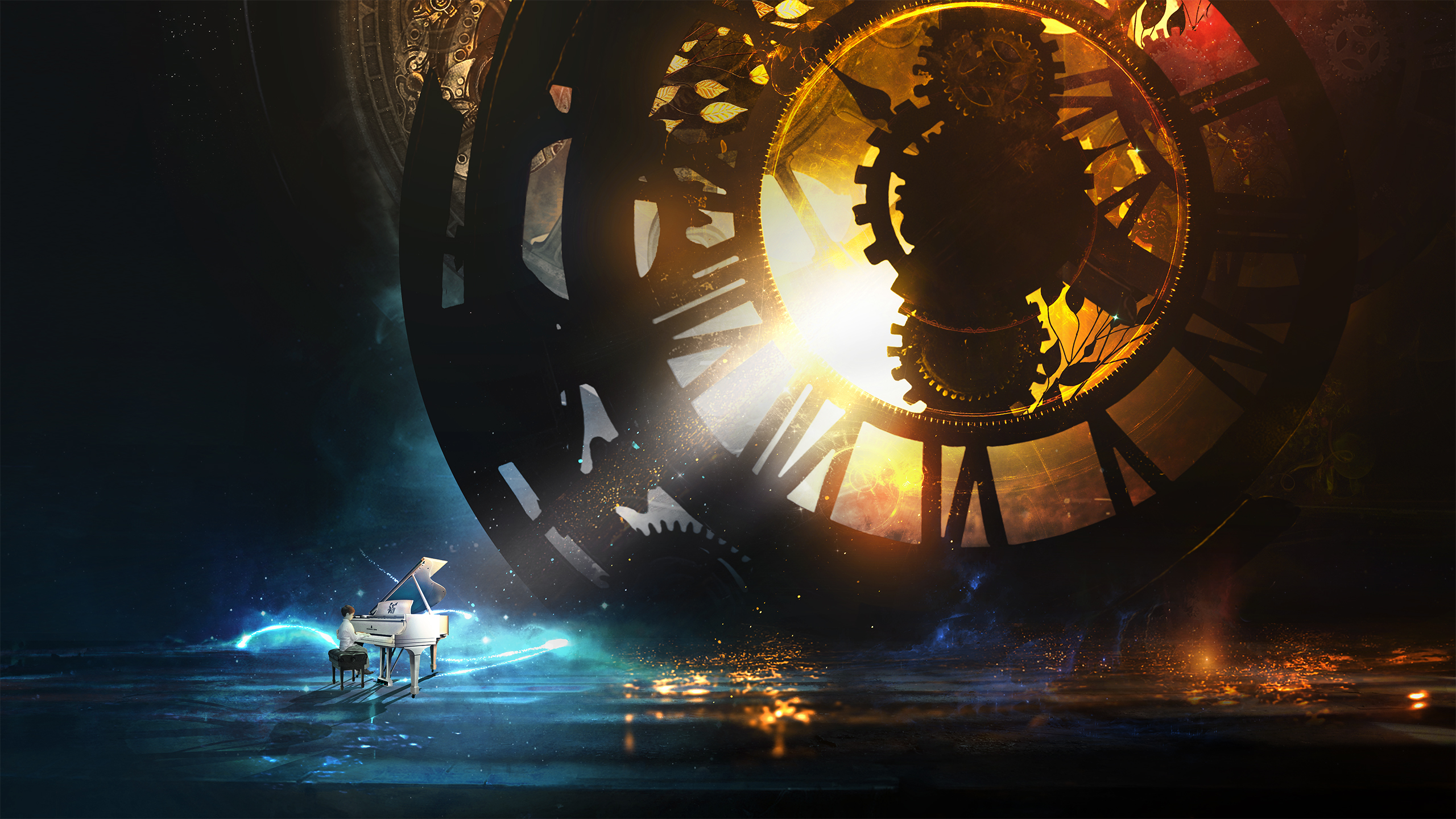 Clockwork by t1na