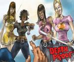 DEATH PROOF girls