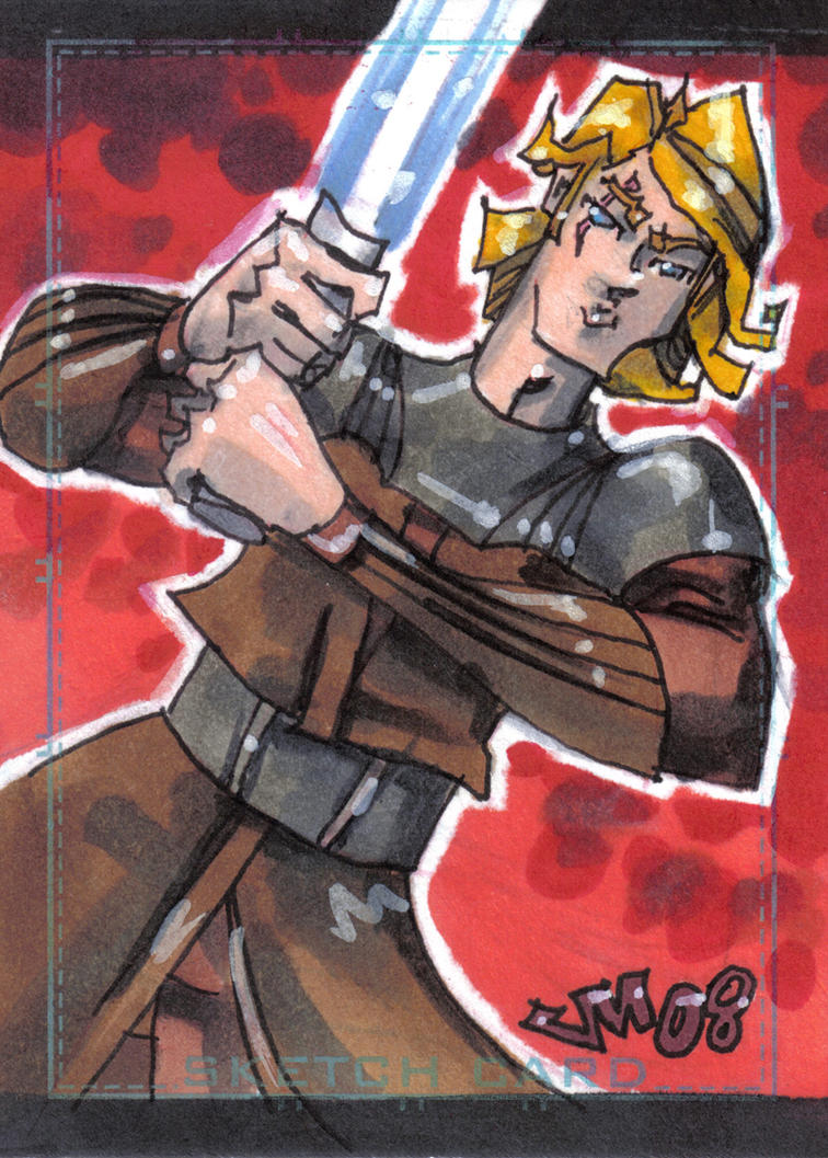 PSC Anakin Clone Wars animated by jasinmartin