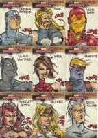 MarvelMasterpieces2 Ultimates by jasinmartin