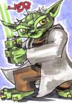 PSC STAR WARS Yoda
