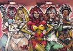 MM2 artist proof X-WOMEN