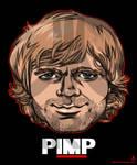 TEE Dinklage Tyrion is pIMP
