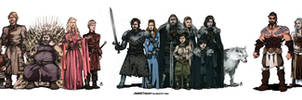 Game of Thrones SEASON ONE CAST