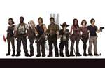 Walking Dead CAST season 4
