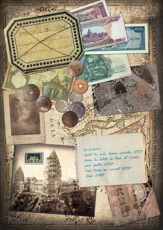 Carnet de voyage. by Azram