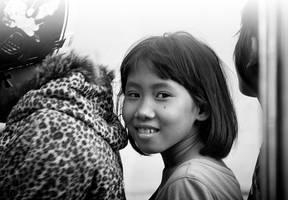 Jeune Khmer. by Azram