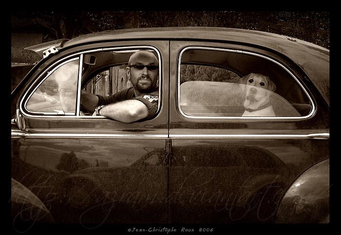 Voiture avec chauffeur by Azram