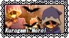 Kurogami Noroi [Stamp] by RikasTrash
