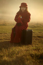 the girl with the suitcase 2