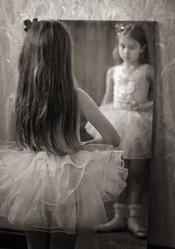 sad ballerina