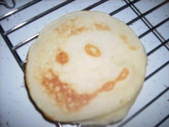 The Happy Pancake by Sammypipluppmd2fan