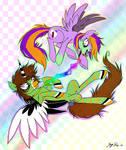 Let's Make Rainbow Accessories