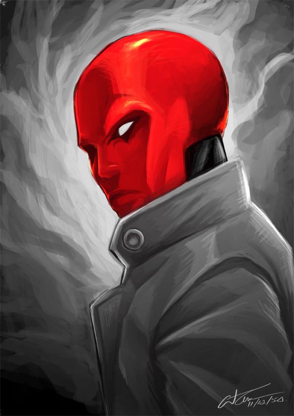 Red Hood by longjunt on DeviantArt
