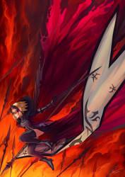 The unholy maiden