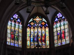 colors in a church