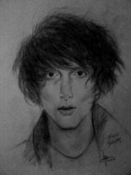 Faris Badwan, The Horrors! by Elvin-Hazel
