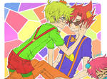 [it's trickster time]