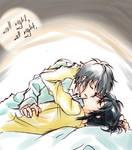 Doujinshi No.6 - Good Night Kiss 3