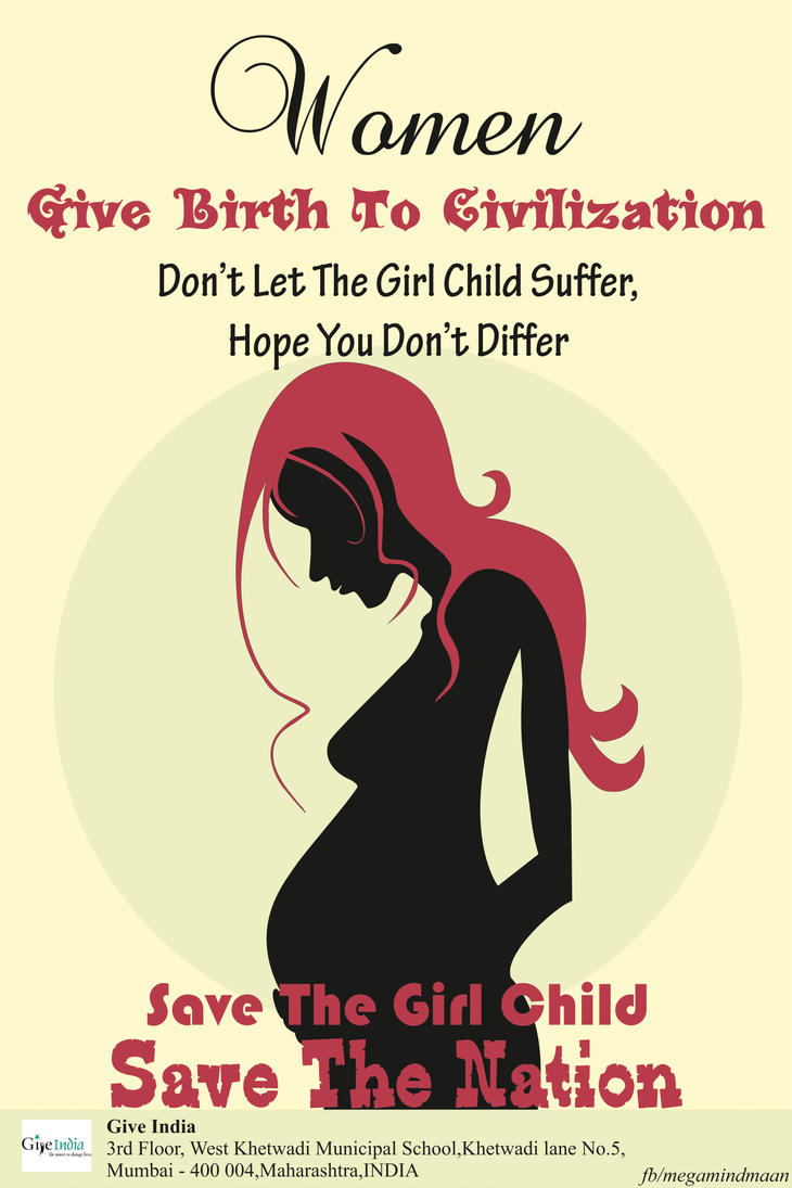essay girl child abortion
