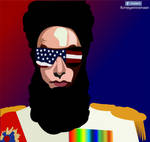 Low Res Vector Art  ~The Dictator~