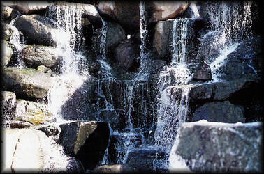 Waterfall 3 by taladraco