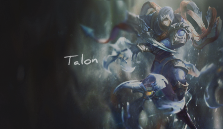 Talon - Forum - Signature by AmarokDota