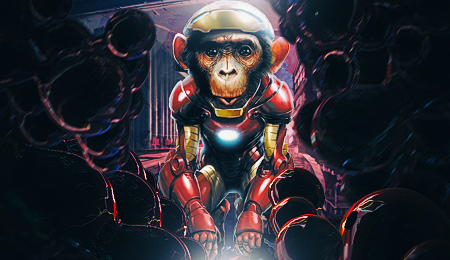 Iron Monkey - Forum - Signature by AmarokDota