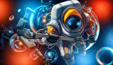 AstroNautilus - Forum - Signature by AmarokDota